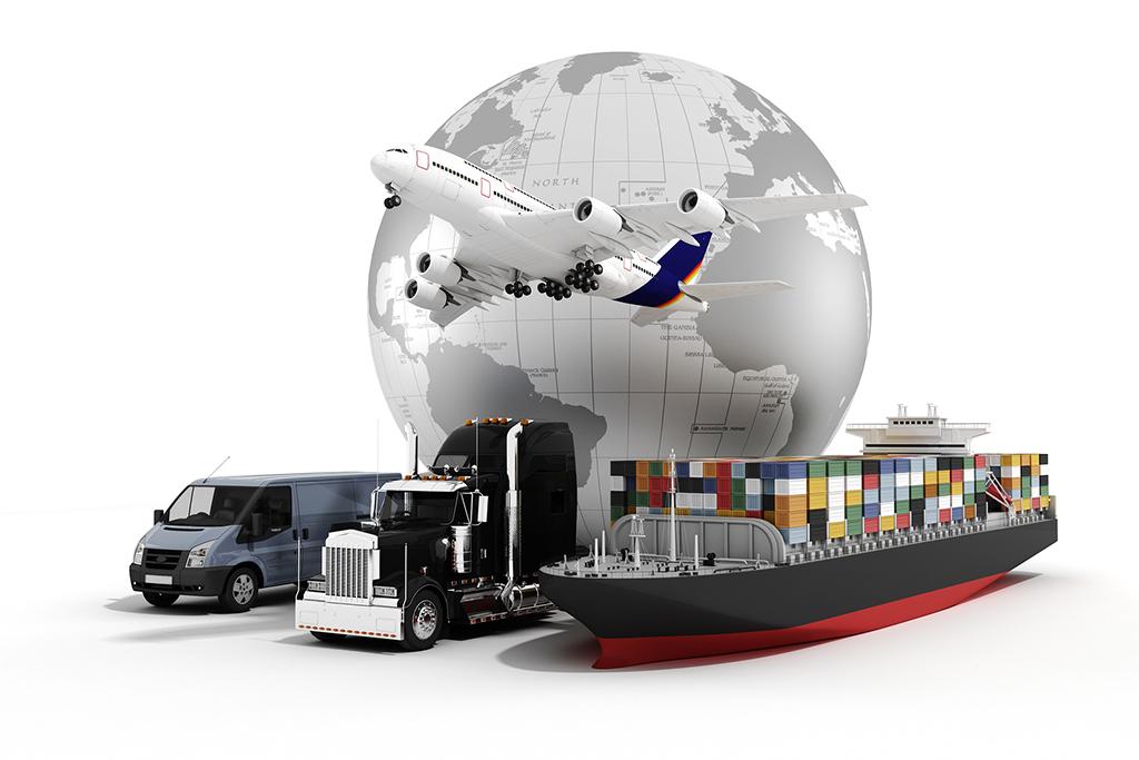 حمل و نقل و بسته بندی